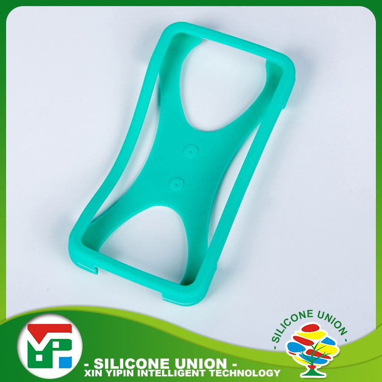 Most popular cross shape silicon phone case