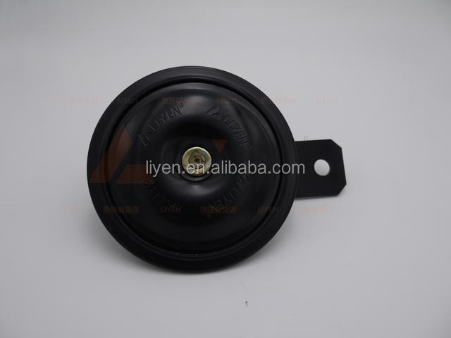 12V black horn(big) motorcyle spare parts
