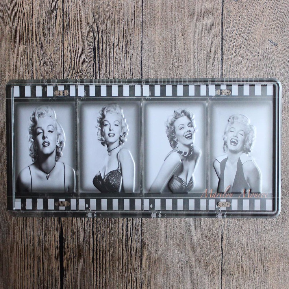 Vintage home decor metal art metal tin sign for bar home wall decoration