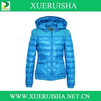 Fashion Women Duck Down Jacket For