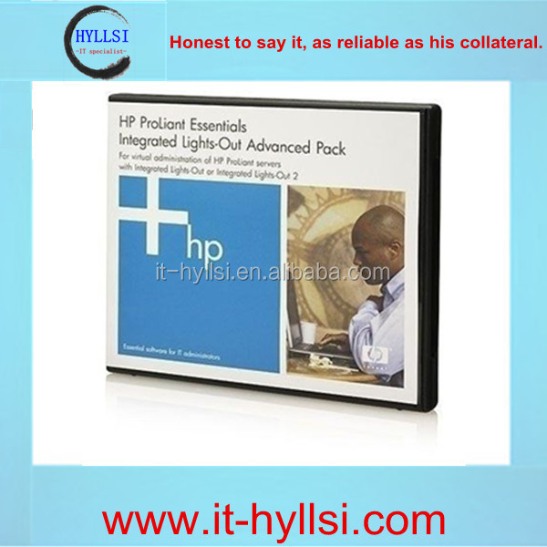 452141-B21 ILO Advanced Pack 1-Server Licence Software for hp