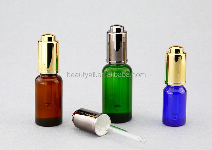 5ml 10ml 15ml 20ml 30ml 50ml 100ml forsted black essential oil glass dropper bottle