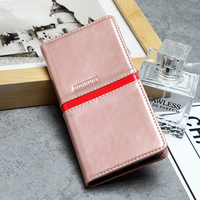 Luxurious and factory price phone leather cover wallet case for iphoneX