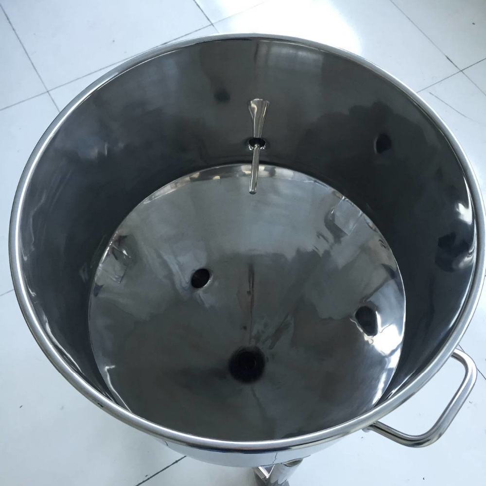 100l 200l 300l Micro Brewery Stainless Conical Fermenter