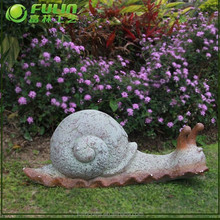 MGO snail for garden decoration