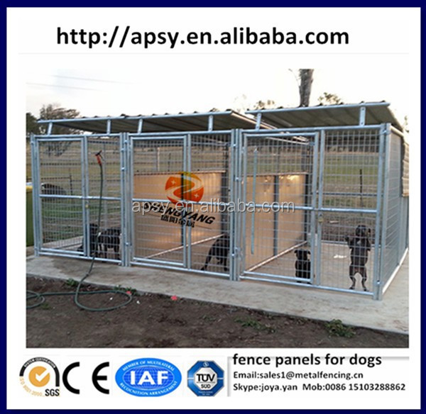 2014 fashion pug,satsuma cages steel wire welded animal houses modular L to XXL dog run kennels