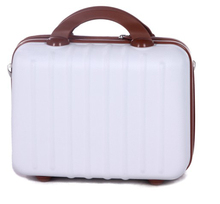 abs pc travel vanity cosmetic case