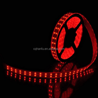 A quality double row 600led strips SMD5050 RGB IP67 led flexible lighting