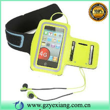 2014 Sports Running Gym Armband Case Cover For iPhone 4G 4s,Sport Armband Jogging Case