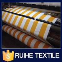 waterproof and anti-uv outdoor polyester fabric