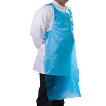 ldpe apron disposable Aprons made of Polyethylene plastic apron