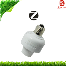 Sensitive!!AC85~260V,Max 200W,2.4Ghz Zigbee Lamp Adapter with E27 Base,ios/Android system,compatible with Triac dim led bulbs,