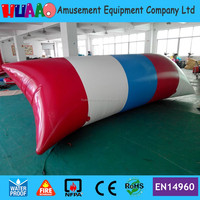 2015 inflatable water catapult blob with lowest prices