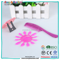 Wholesale girls kids beauty nail and hair salon toy