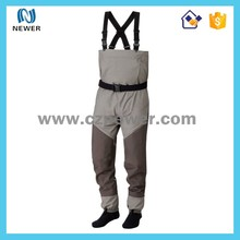 Factory price customized breathable fishing wader