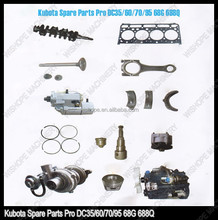 Kubota engine crankshaft with factory price