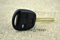 Remote key 3 button TOY43 profile 434mhz for Toyota Land Cruiser remote key
