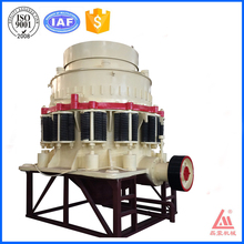 High efficiency complex vertical gyradisc crusher with CE and ISO Approval