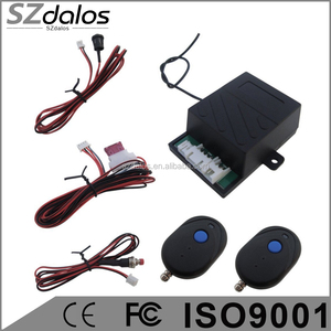 RFID auto recognition security immobilizer system for cars