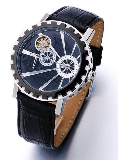 Assisi High quality New arrival automatic skeleton watches transparent mechanical watches