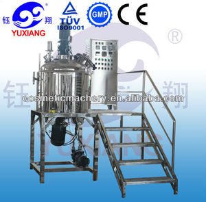 Yuxiang RHJ 100L high pressure homogenizer for milk pasteurizer and homogenizer milk