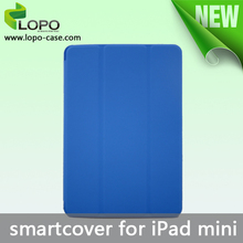 Hot selling sublimation blank smartcover for iPad mini