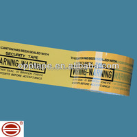 cheap custom printed packing adhesive tape by bopp self adhesive tape plant