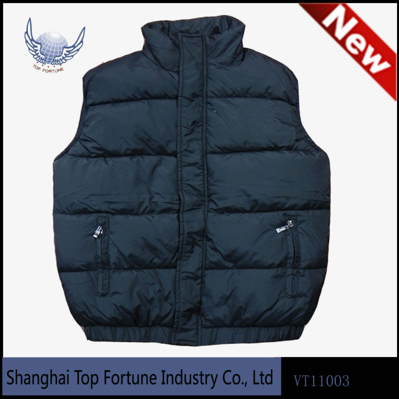 Puffer Vest Down Jacket mens