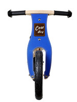 Car Type and man power wood balance bike