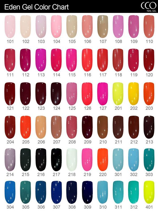 gel nail color ideas - Roho.4senses.co