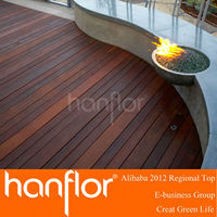 wpc recycled plastic wood decking