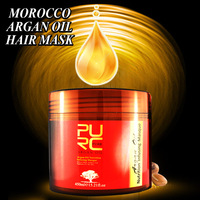 OEM natural hair mask include argan oil cream or gel mask professional at home care