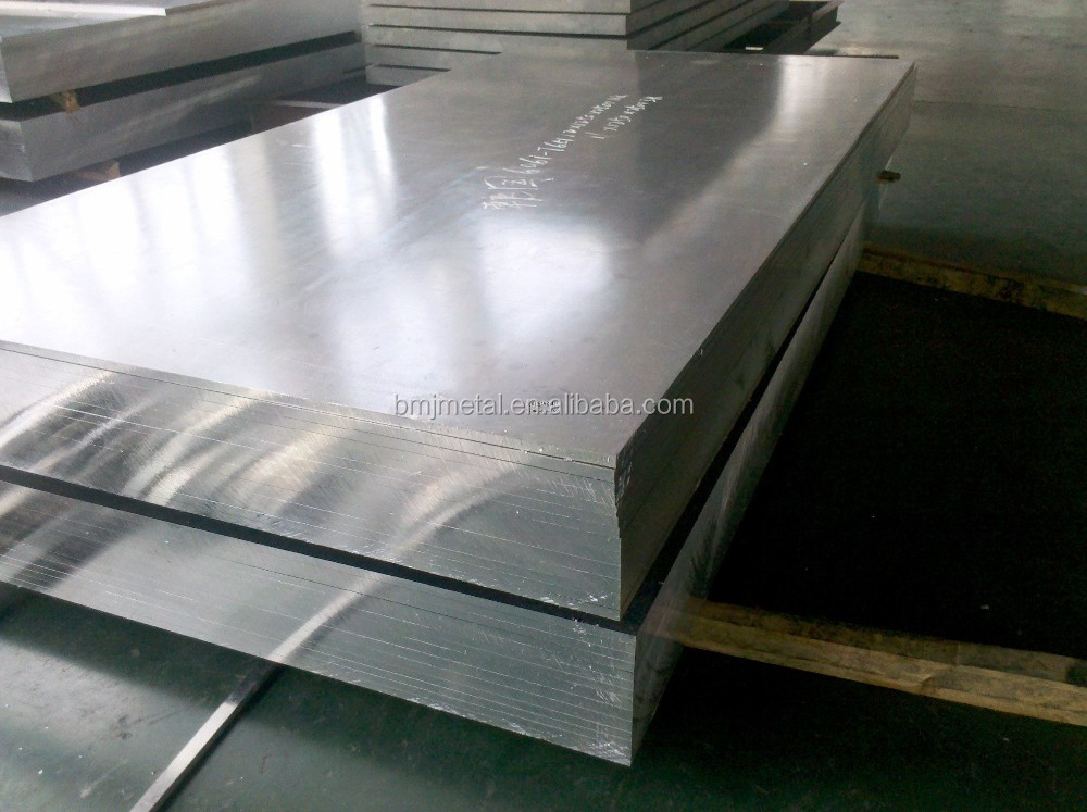 High Quality 5083 H116 Marine Grade Embossed Plate