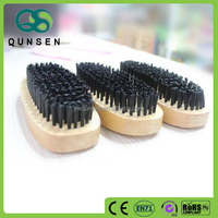 wholesale custom logo wooden cleaning brush