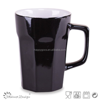 Alibaba China Black White Tableware Stoneware Mug