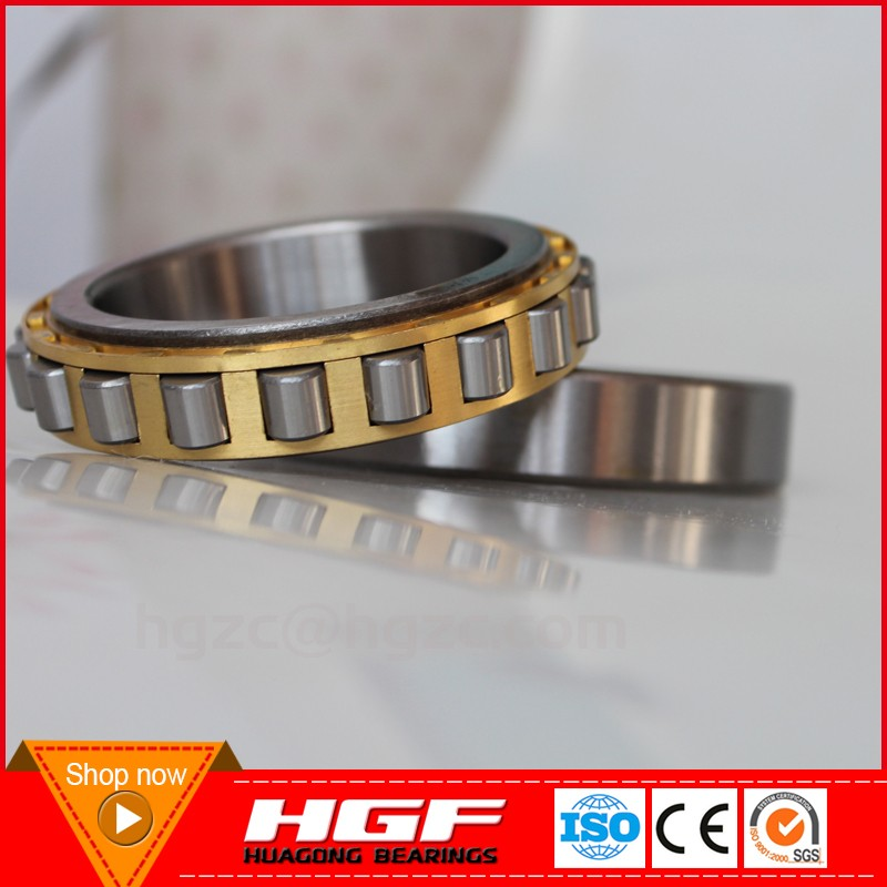 China good quality bearings HGF Cylindrical roller bearings N1020