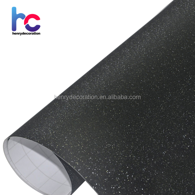 Glitter car wrapping film with camouflage for decorative car body 1.52m*30m