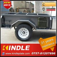 Kindle Professional heavy duty australia style camper trailer tents