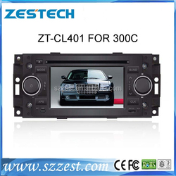 For Dodge/Jeep/CHRYSLER/300C auto parts car dvd player gps navigation