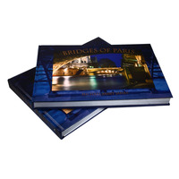 printing recycled paper photo frame, printing custom hardcover photo book