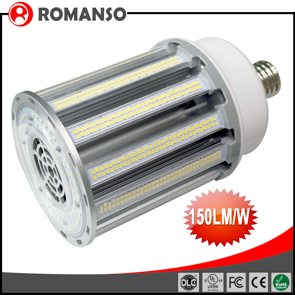 CE RoHS 100~300V AC Epistar 120w 360degree led corn light E39 E40,100w led corn bulb