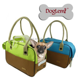 Trade Assurance DogLemi Fashion Convenient Portable Dog Carrier Bag, Soft Sided Pet Carrier,Backpacks Dog Carrier