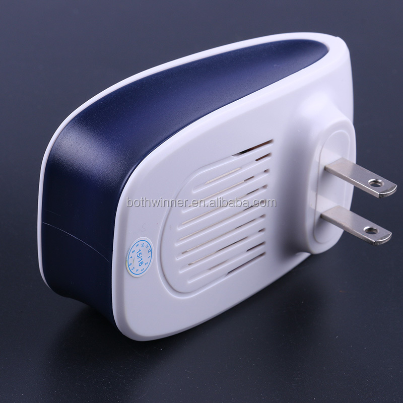 H0T035	Portable Ultrasonic Electric Outdoor Pest Control Mosquito/Insects Repeller Electric Bugs Repellent