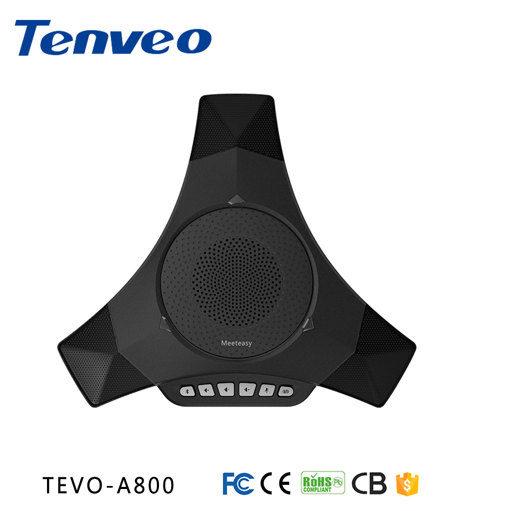 TEVO-A800 Desktop USB Conference Skype Microphone with Enterprise-Quality Audio