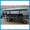 China Beer Bike Quadricycle for sale