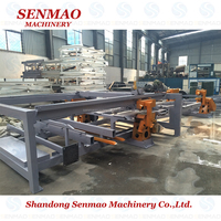 Board cutting electric saw/Wood cutting panel saw machine/Plywood Four Sides Cutter