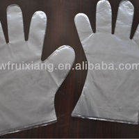 Disposable Surgical Plastic Gloves For Medical
