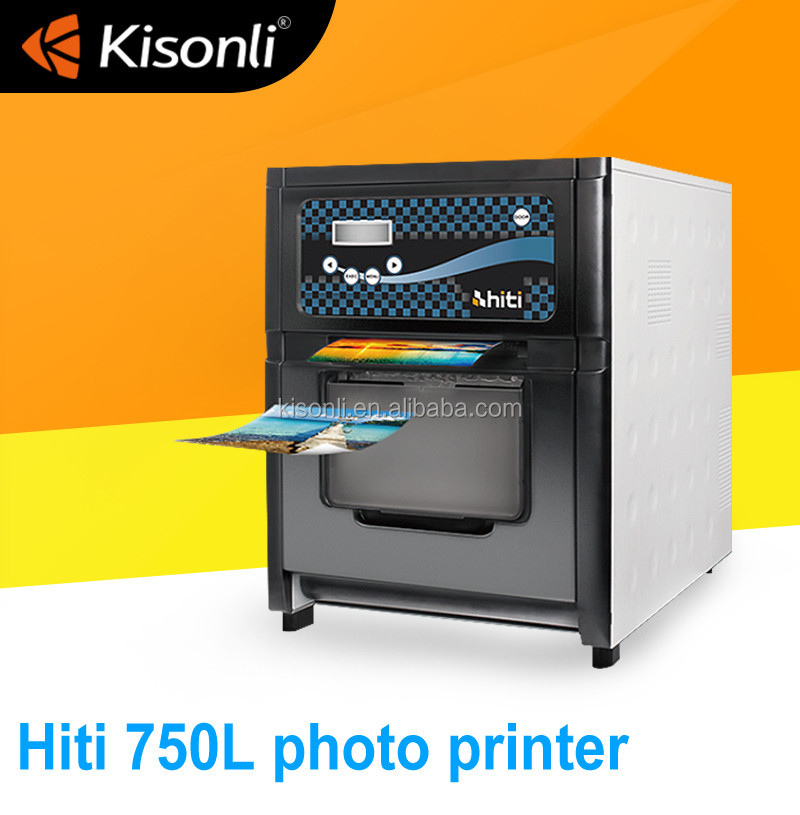 NEW Style HiTi Photo P750L Photo Printers Wifi Thermal Printer For Photo Booth
