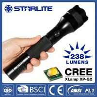 STARLITE IPX7 police torch led flashlight for motorcycle