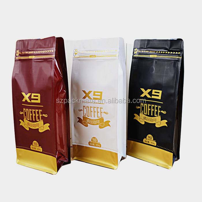 Special unique big dog food plastic packaging bags